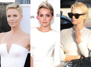 Fashion Trend: Attack Of The Pixie Cuts