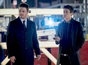 Grant Gustin Set To Make His Debut As 'The Flash' on CW's 'Arrow'