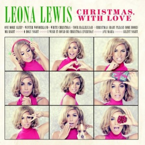 Leona Lewis Reveals Cover Art and Tracklisting for 'Christmas, WithLove'