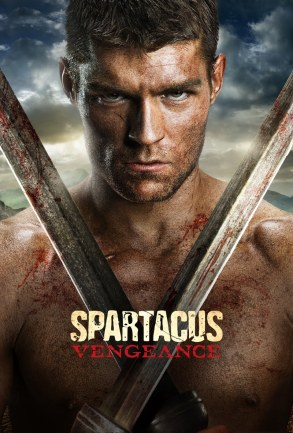 Jesus Christ. Does everyone on Spartacus have a contract with The CW?!