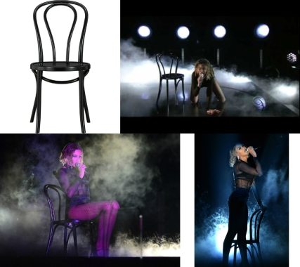 I really hope Chair makes an appearance next year. I heard he may be going on tour soon.