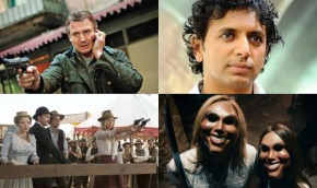 Movie News Around The Web: A Million Ways to Die in the West, M. Night Shyamalan, and More