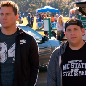 '22 Jump Street' Poster Finally Hits The Web