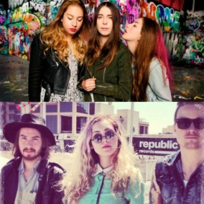 Check Out This Music: HAIM and DWNTWN