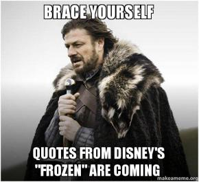 My Problem with Frozen