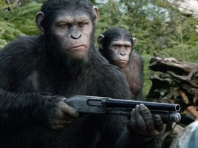 Down at the Box Office: 'Dawn of the Planet of the Apes' No. 1 for the SecondWeek