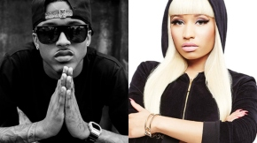 "August Alsina Unveils ""No Love"" Remix Featuring Nicki Minaj"