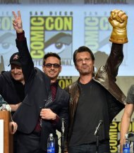 Robert Downey Jt. and Josh Brolin