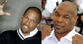 Jamie Foxx to Play Mike Tyson in an UpcomingBiopic