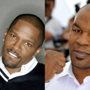 Jamie Foxx to Play Mike Tyson in an Upcoming Biopic