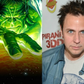 "[RUMOR DEBUNKED] Director James Gunn Calls ""100% Bull—"" on Planet HulkRumors"