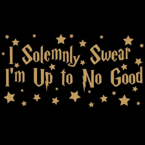 I Solemnly Swear: When A Twenty-Something Overshares