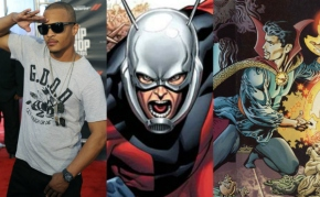 This Is The MCU: T.I. Joins 'Antman'; 'Doctor Strange' To Skip Origin Story