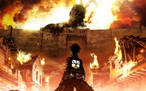 TV Review: Attack on Titan(2013)