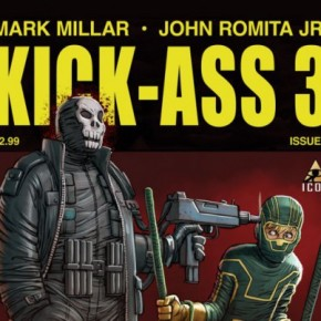 'Kick-Ass 3' Is Dead; Everyone Should Blame Piracy
