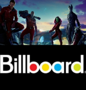 'Guardians of the Galaxy' Soundtrack Aiming For No. 1 on Billboard200