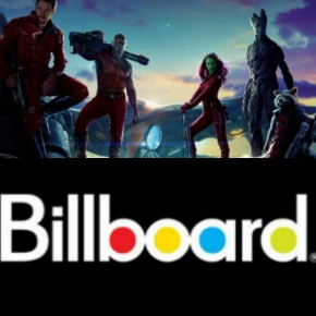 'Guardians of the Galaxy' Soundtrack Aiming For No. 1 on Billboard 200