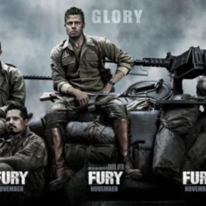 THE TRAILER HAS DROPPED: 'Fury'