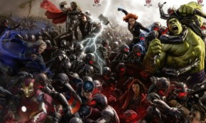 New 'Avengers: Age of Ultron' Promo Art Hits the Web
