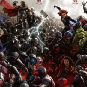 New 'Avengers: Age of Ultron' Promo Art Hits theWeb