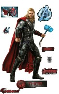 The-Avengers-2-Age-of-Ultron-Fathead-Decal-Thor-Stickers