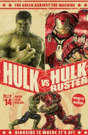 The-Avengers-2-Age-of-Ultron-Hulk-vs-Hulkbuster-Poster
