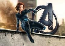 The-Avengers-2-Age-of-Ultron-Promo-Art-Black-Widow-Logo