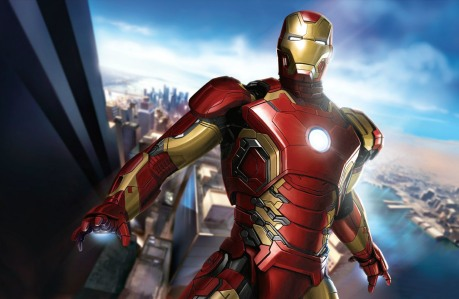 The-Avengers-2-Age-of-Ultron-Promo-Art-Iron-Man-City