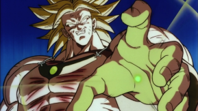 Toy Review: S.H.Figuarts' Dragon Ball Z Broly ActionFigure