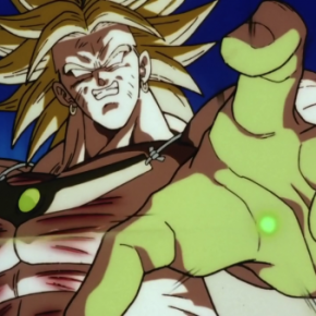 Toy Review: S.H.Figuarts' Dragon Ball Z Broly Action Figure
