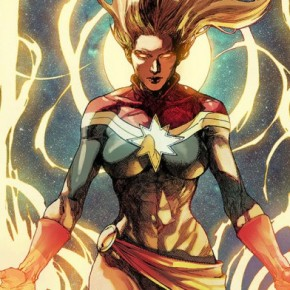 About that NASA Mission: A Carol Danvers Origin Story