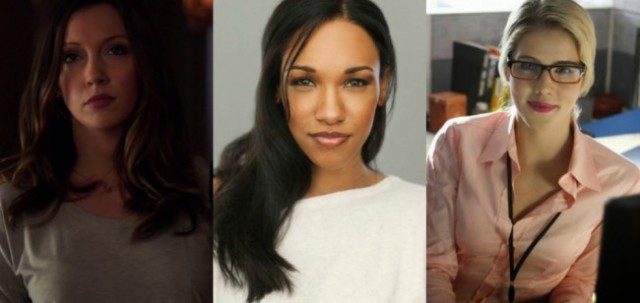 The Women of Flash and The Arrow