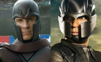 image of arrow's diggle and magneto