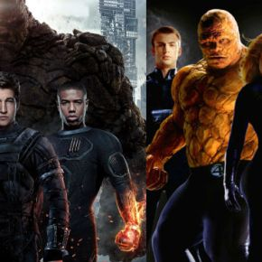 Reboot Beatdown: Fantasic 4 (2015) vs. Fantastic Four (2005)