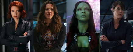 MCU Women Movies