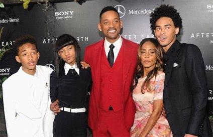 Will-Smith-family