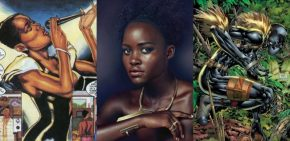 Lupita Nyong'o is in Talks to Star in 'Black Panther' because Bast the Panther God Loves Us