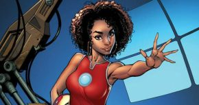 Black Childhood Deferred: The Sexualization and Decolorization of Riri Williams