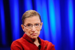 "Ruth Bader Ginsburg and the Curious Case of the ""Do Just Enough"" White Liberal"